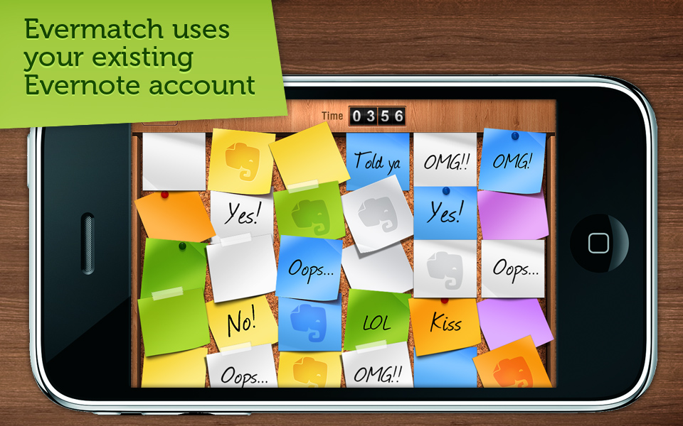 Matching Game for iPad and iPhone | Evermatch | Kanda Software ...