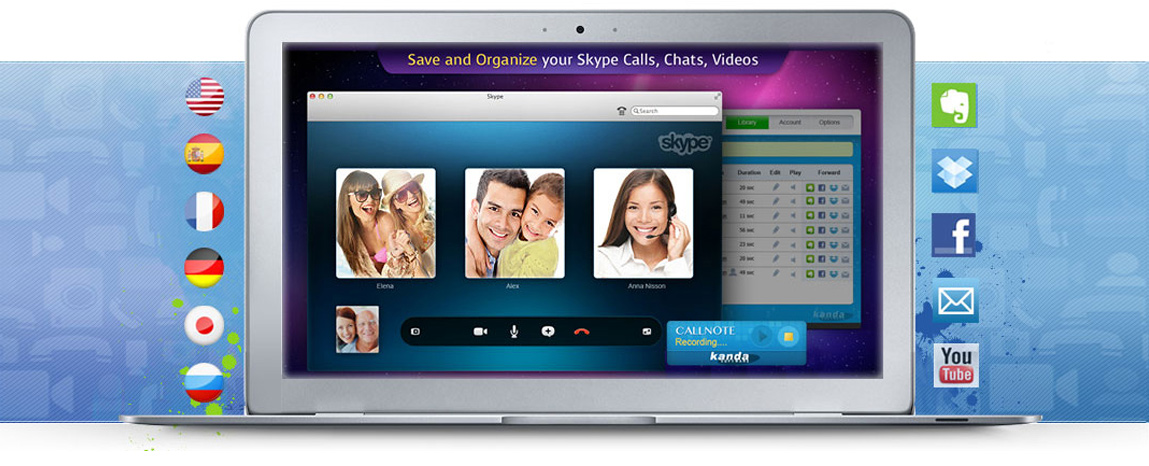Callnote Call Recorder | Record Video and Audio Calls with ...