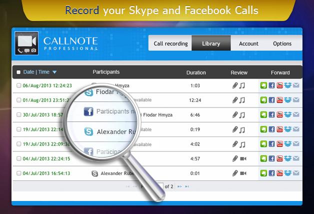 Skype Video Call Recorder |Record Skype Video Calls in HD