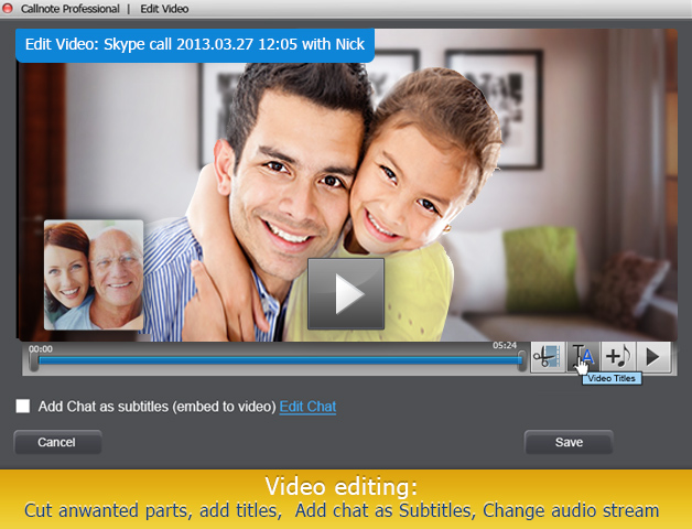 Skype Video Call Recorder |Record Skype Video Calls in HD