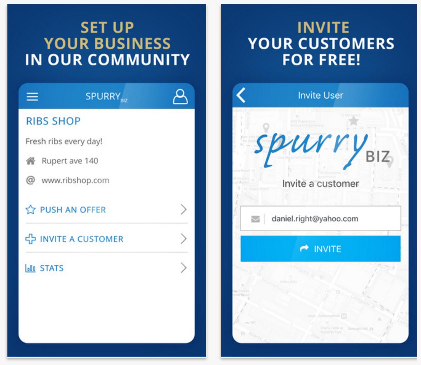 spurry screenshots