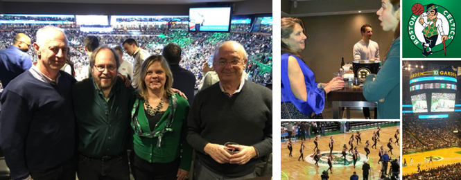 Kanda Celtics Game party