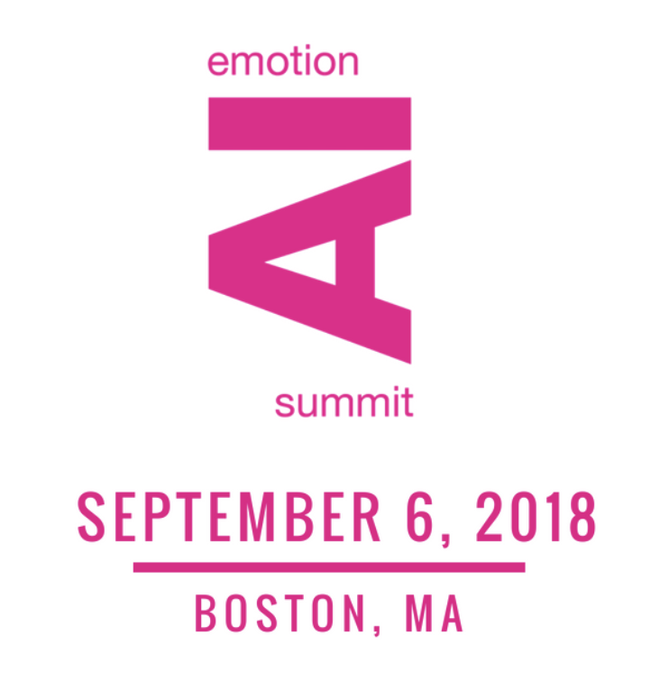 Join Kanda at 2018 Affectiva Emotion AI Summit in Boston on September 6th