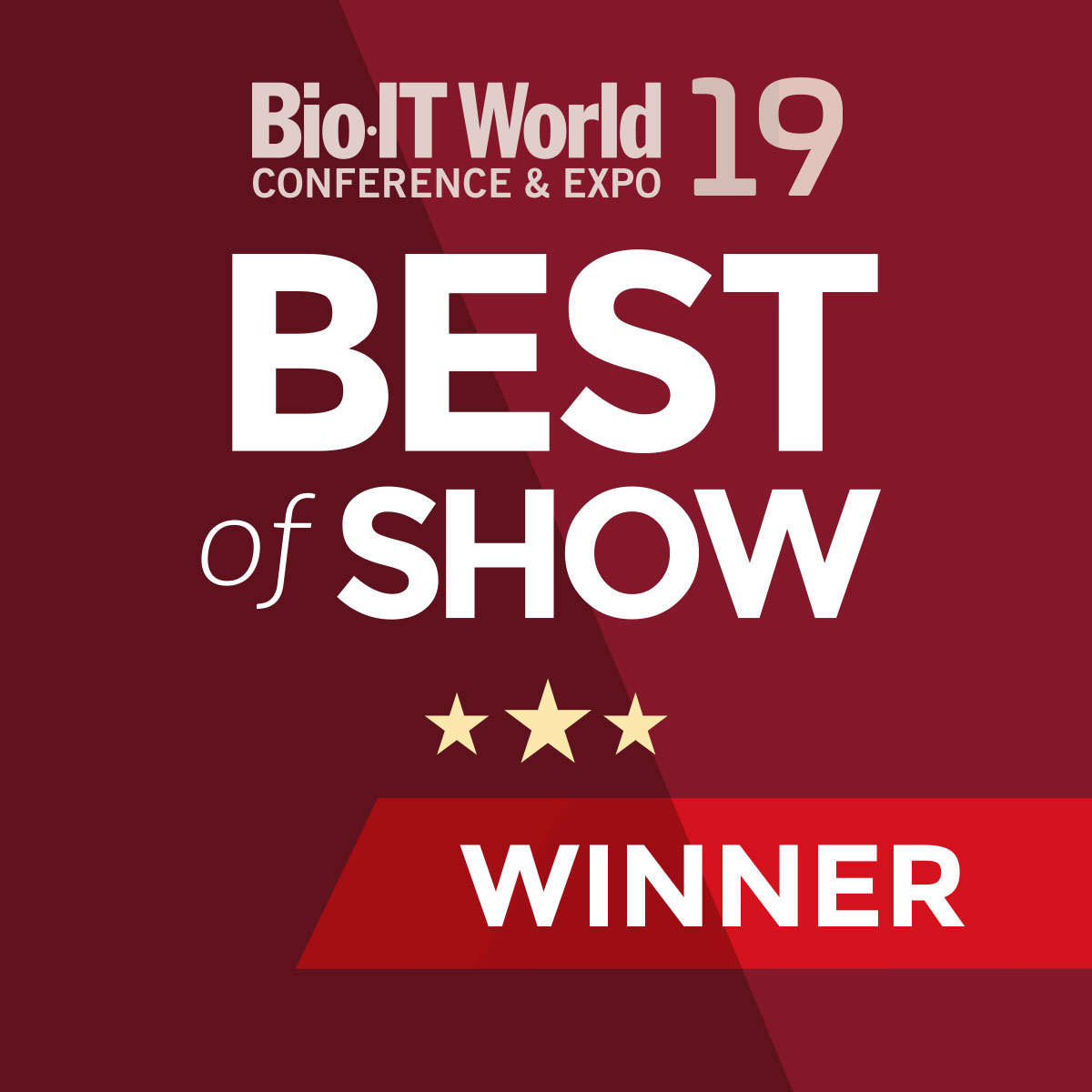 Kanda Wins Patient-Focused Software Best Of Show Award at Bio-IT World 2019