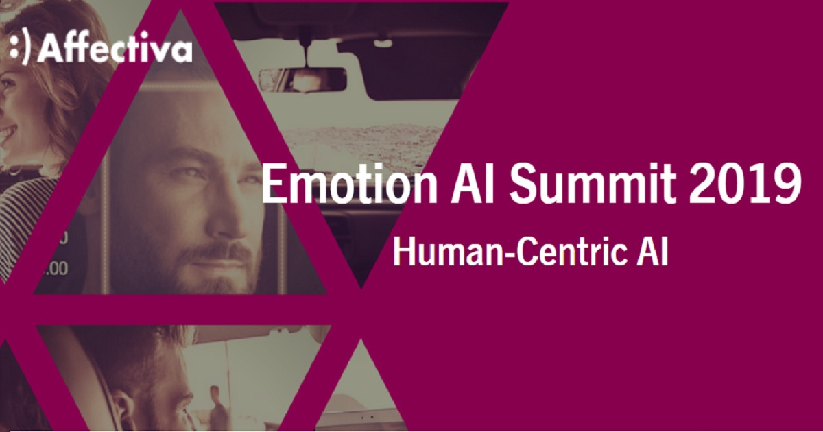 Join Kanda at Emotion AI Summit 2019 on October 15th in Boston
